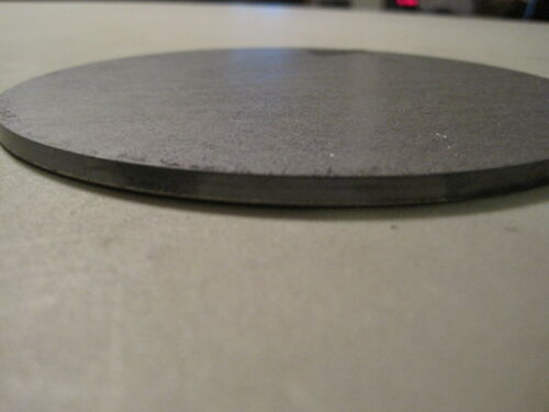 """Round .1875 A36 Steel 9.25/"""" Diameter Disc Shaped Circle 3//16/"""" Steel Plate"""