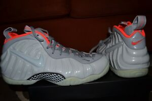 7049b4184b8f1 Air Foamposite Pro PRM  Pure Platinum Sz 12  New  100% Authentic ...