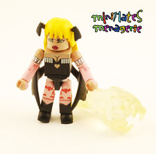 Capcom Minimates Street Fighter II Previews Exclusive Morrigan 2P