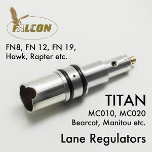 """Marque Populaire Falcon/titan Pcp 'mk9 Lancet """"airgun Régulateur Par Robert Lane Made In The Uk.-afficher Le Titre D'origine La Qualité D'Abord"""