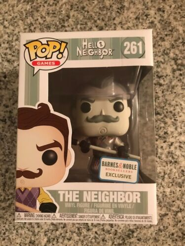 Hello Neighbor The Neighbor 261 Funko Pop Barnes /& Noble Exclusive