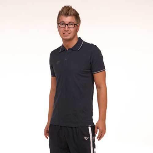 M XL Arena Teamline Herren Polo Shirt Farbe Marine UVP 35,00 Größe S