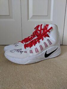 Zapatos de baloncesto Para Hombre Nike Hyperdunk (blanco y