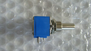 Details about 1 x NOS 100K Ohm Bourns Linear Taper  5 Watt Potentiometer -  High End Series 82!