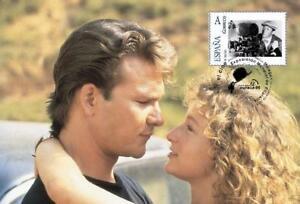 Spain-2013-The-world-of-cinema-Dirty-Dancing-maxicard