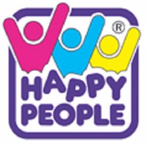 Kunststoff 4 Stück in Aufbewahrungsdose Happy People Federbälle 74104
