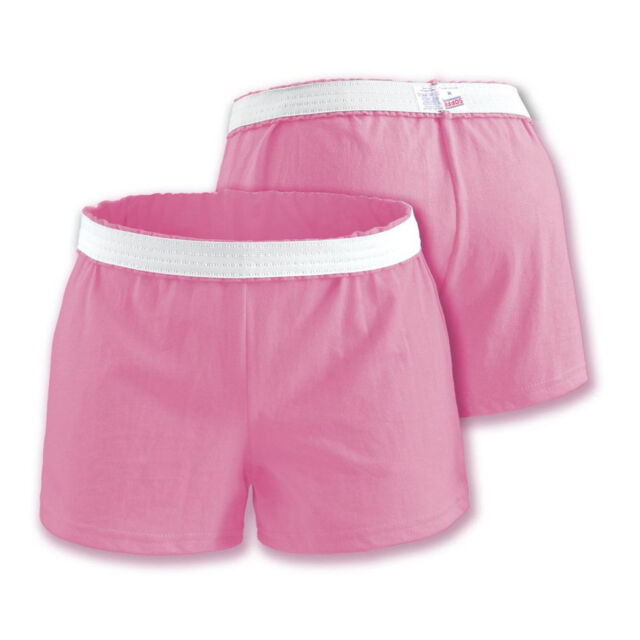 Size SOFFE Girls Cheer Shorts Oxford Large