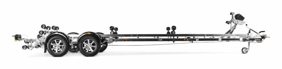Trailer, Brenderup Brenderup SRX 3500 KG - 26 fod, lastevne