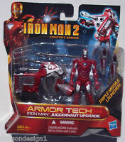 Iron Man 2 Concept Series Armor Tech. Juggernaut Upgrade. Triple Missile Launch