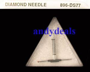 896-DS77 NEEDLE STYLUS for PYE BUTTERFLY Zenith 142-126 142-127 Zenith 142-136