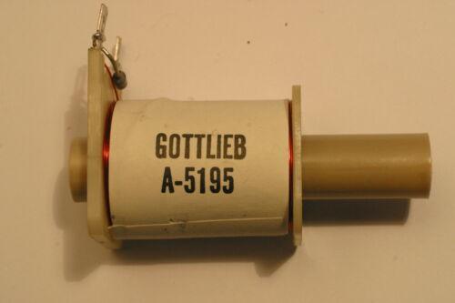 BOBINE DE FLIPPER GOTTLIEB A 12092//A 5195 NEUVE ORIGINE