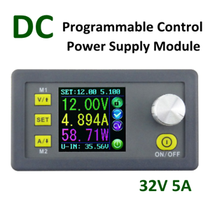 DPS3005-32V-5A-Buck-Adjustable-DC-Constant-Voltage-Step-down-Power-Supply