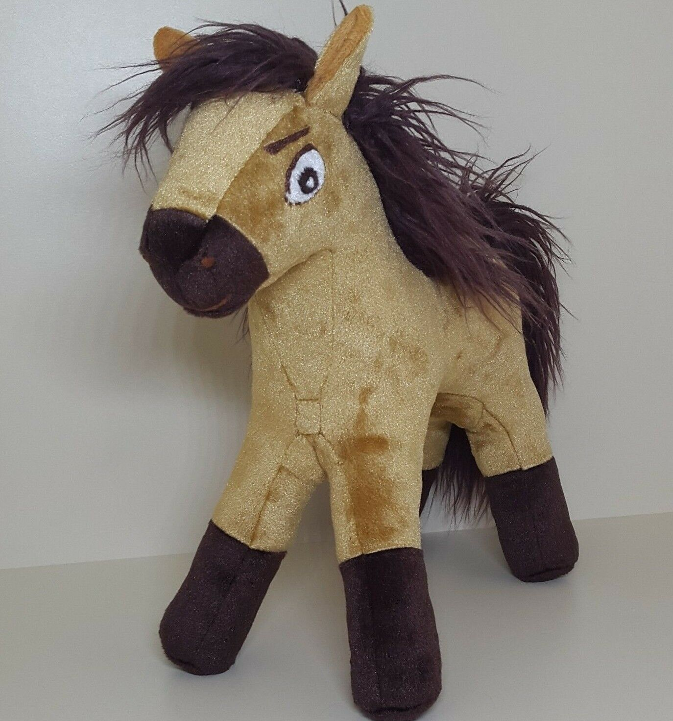 Spirit stallion of the cibrown horse plush toy plushie stuff animal