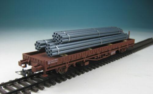 en tuzla madera vigas Duha enormemente Spur h0 11209 B-tuberías agrupadas entre sí