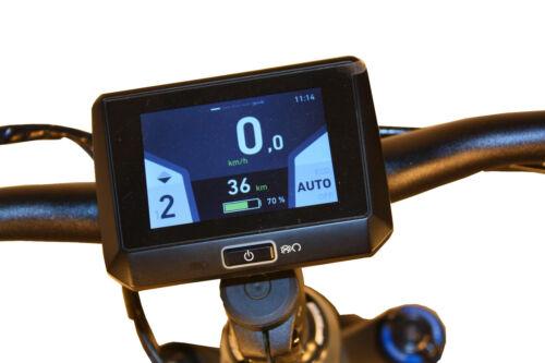 Elektrofahrräder E-Bike Tuning bikespeed-RS für Panasonic mit tatsächl Geschwindigkeitsanzeige