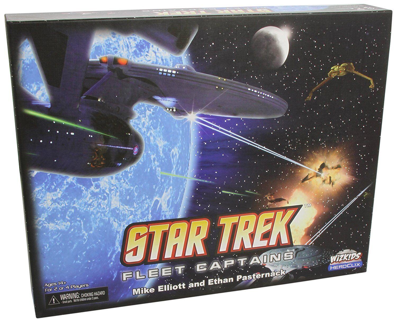 stjärna Trek, Fleet Captains Board spel, Brand New