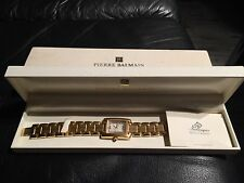 Pierre Balmain Swiss made watch