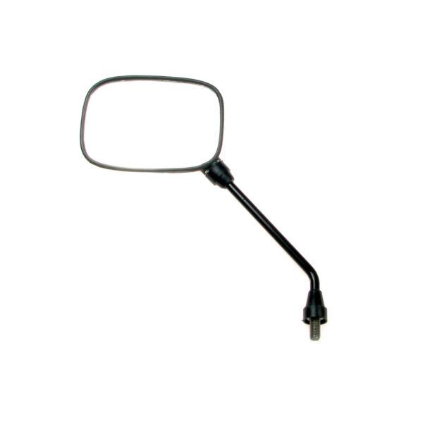 Creativo Attacco Specchio Universale M8 Rettangolare Forma (a Sinistra) Per Scooter Quad Ineguale Nelle Prestazioni