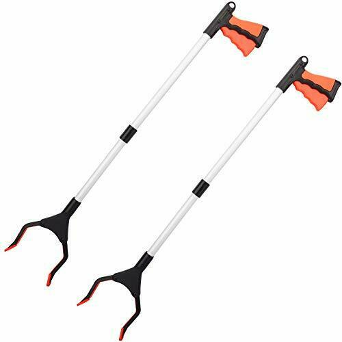 "32/"" Pince 2 pièces Housolution Outils de Ramassage, 2 Pcs
