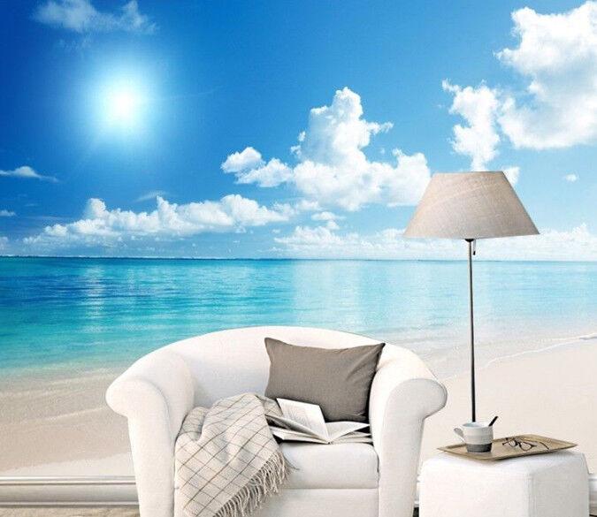 3D 3D 3D Sun Wolken Strand 86 Tapete Wandgemälde Tapete Tapeten Bild Familie DE  | München  | Der neueste Stil  | Um Zuerst Unter ähnlichen Produkten Rang  bfe1d7