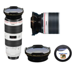 HD3-WIDE-FISHEYE-LENS-MACRO-LENS-FOR-Canon-EF-70-200mm-f-2-8L-IS-III-USM-Lens