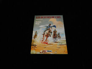Rudolph-Red-The-Locks-The-Sky-3-Gwen-D-039-Armor-Editions-Glenat-1990