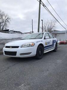 Impala police pack