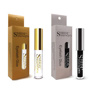 Blanco-negro-impermeable-falso-Ojo-Lash-Pegamento-Adhesivo-de-maquillaje-Eyelashe-cosmetictool