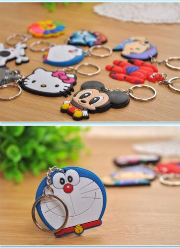 """Doraemon /""""Envío desde España/"""" Hello kitty Minion Llaveros infantiles Micky"""