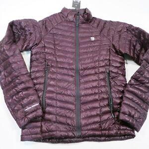 325-Men-039-s-Mountain-Hardwear-MetaTherm-EXS-Jacket-Size-Small-Purple-NWT