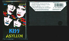 Kiss - Asylum Factory Sealed Cassette Columbia House 1985
