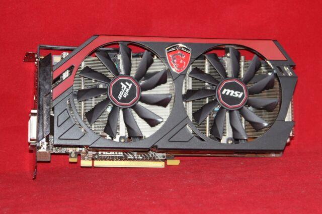 PCI-Express Graphics Card, MSI N760 TF, NVIDIA GeForce GTX 760, 2GB. (2GD5/OC)
