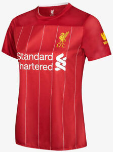 100-Official-License-2019-2020-LFC-Liverpool-FC-Supporter-Jersey-Shirt-Women