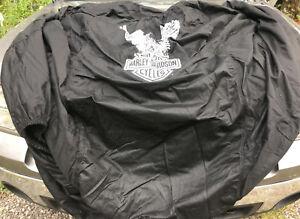 Harley Davidson Bike Covers >> Harley Davidson Bike Cover Dowco 98716 87b Motorcycle Eagle Logo