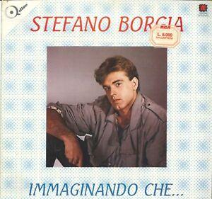 Stefano Borgia Lp Vinile Immaginando Che / Yep Record ZGYE 33452 Sigillato
