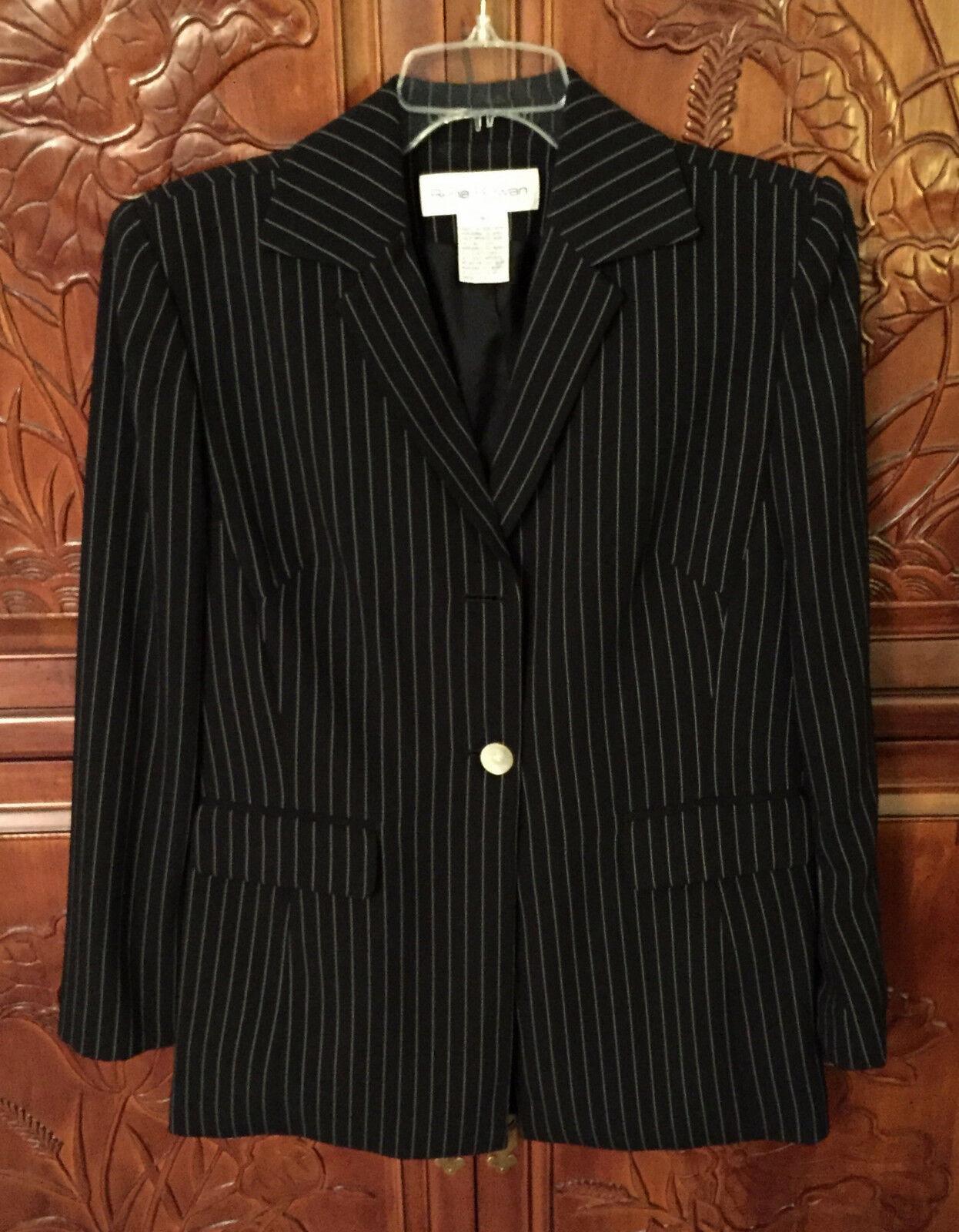 NWOT Set of Rena Rowan Suit & Pants Size 8 RT 199
