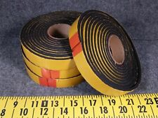 "2/"" x 100 Pipe Wrap Tape Pipe Insulation Pipe Wrapping Tape 3 Rolls Drill Hog USA"
