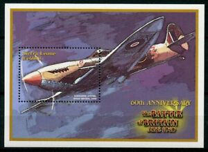 Sierra-leone-2000-neuf-sans-charniere-wwii-bataille-angleterre-seconde-guerre-mondiale-1v-ss-iii