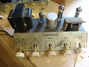 Pair-of-TRIPLETONE-mono-integrated-amplifiers-in-nice-condition