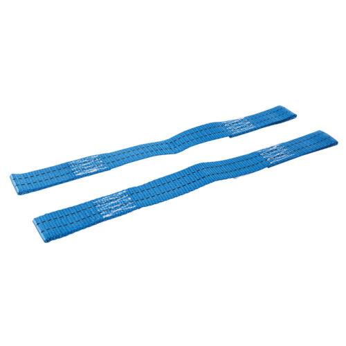 2 x Tie Down 450mm//45cm SECURING LOOP Motorcycle Ratchet Strap Hooks