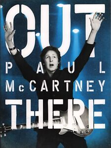 PAUL-McCARTNEY-2015-OUT-THERE-TOUR-CONCERT-PROGRAM-BOOK-BOOKLET-NMT-2-MINT