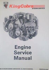 Omc King Cobra Service Repair Manual