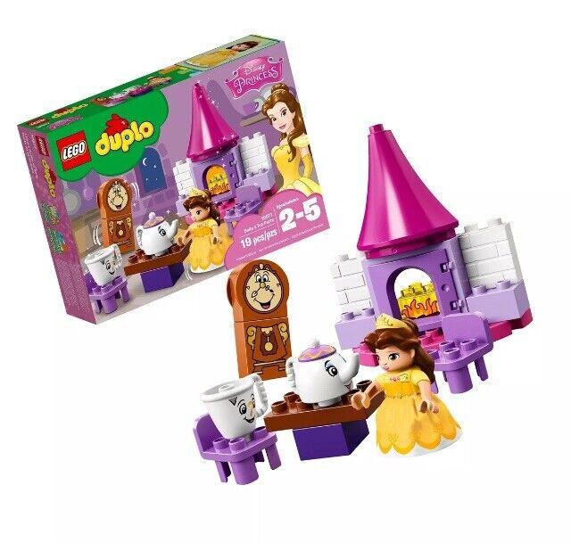LEGO DUPLO Disney Princess Belle/'s Tea Party 10877