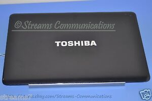 TOSHIBA Satellite A505 A505-S6960 Laptop LCD Backcover w/ Webcam