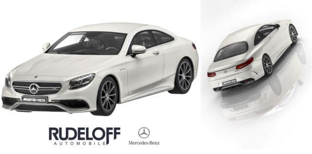 original Mercedes Benz Modellauto AMG S 63 Coupé * 1000 limitiert * B66960372