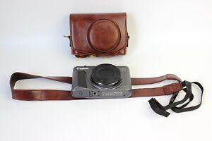 Cámara de Café caso bolsa para Canon ELPH 340 Hs 330 Hs 115 es de 130 A2500 SX280 T6