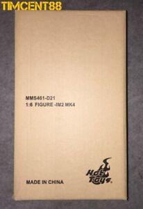Ready! Hot Toys MMS461D21 Iron Man 2 Mark 4 IV Diecast 1/6 Tony Stark Downley