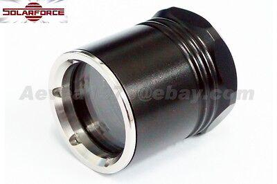 Solarforce L2 Head w// B6 Stainless Steel Flat Bezel for Surefire 6P 9P G2