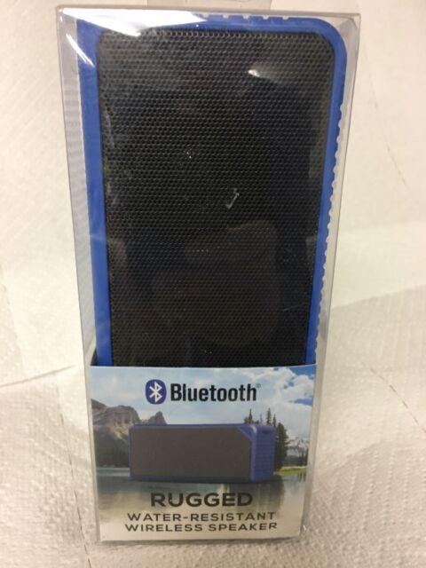 Shenzhen 16WMS129-BLK Water Resistant Wireless Speaker - Black