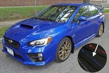 Rally Armor 2015-2017 Subaru WRX & STI Sedan Black UR Mud Flaps w/ BLUE Logo